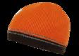 Шапка трикотажная NordKapp Reversible green/ orange арт. 208-VR