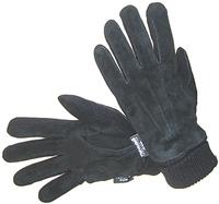 Перчатки женские замшевые MUTKA Thinsulate 40gr. арт. 2145
