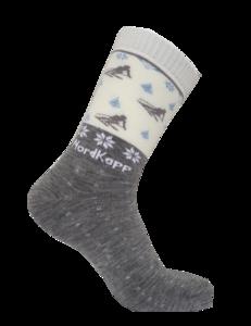 Термоноски NordKapp арт .516 grey