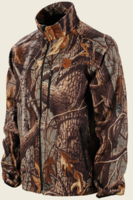 Флисовая куртка JahtiJakt Camo fleece jacket